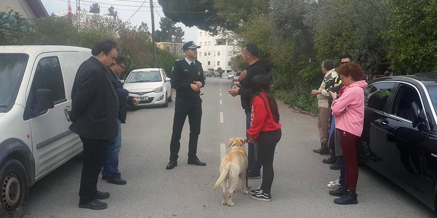 Yenişehir'de mahalle sakinleri direniyor