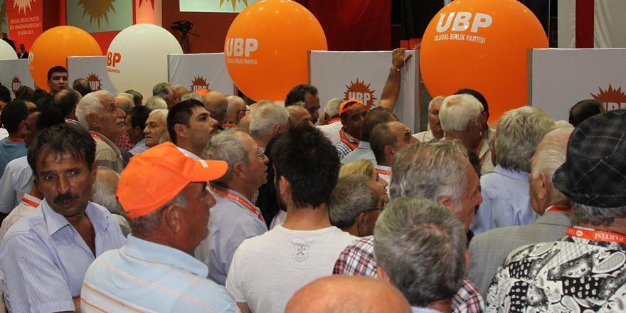 UBP'de gündem 'başkanlık'