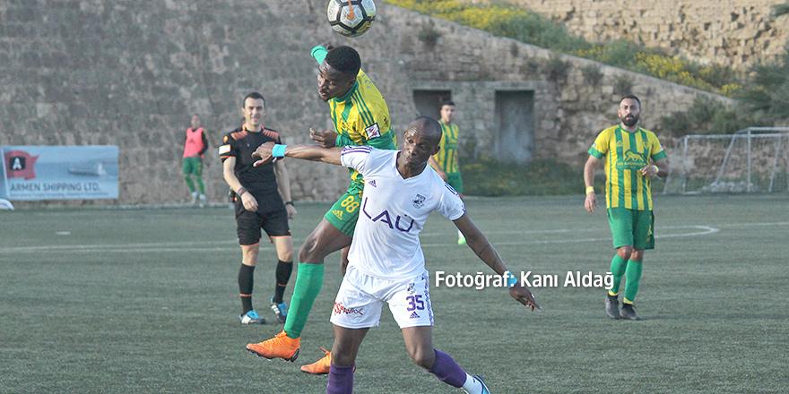 Halil Turan'dan galibiyet selamı: 2-1
