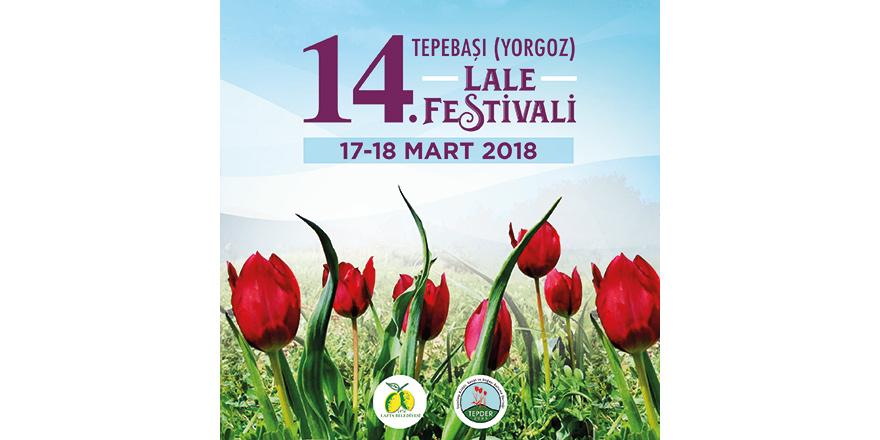 14. Tepebaşı Lale Festivali başlıyor