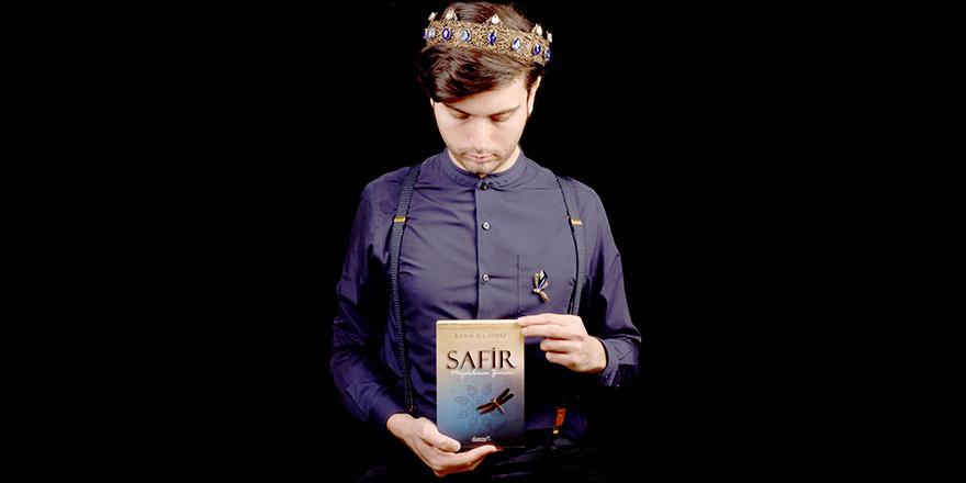 """""""Safir"""" 5. Uluslararası CNR İstanbul Kitap Fuarı'nda"""