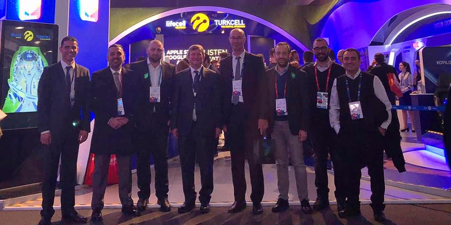 Turkcell'e Barcelona'da büyük ilgi