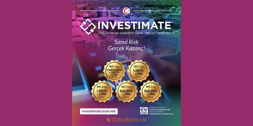 Sanal yatırım yarışması Investimate 2018 başladı