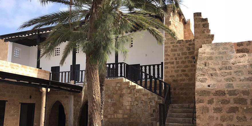 Şömineli Ev restore edildi