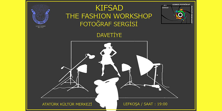 """The Fashion Workshop"" sergisi AKM'de"