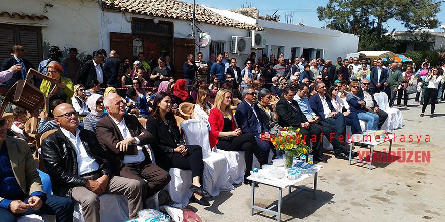 Yorgoz'da Lale Festivali yapılıyor