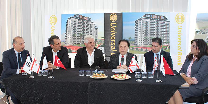 Universal Bank, Smart Trio Development işbirliği