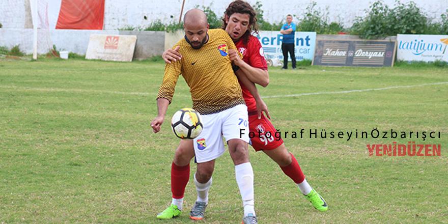 Ozanköy'den kritik galibiyet: 3-0