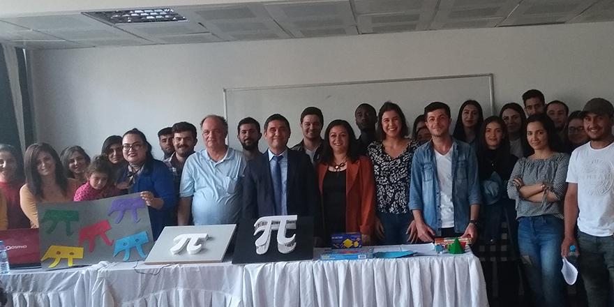 Dünya Pi Günü Yakın Doğu Üniversitesi'nde kutlandı