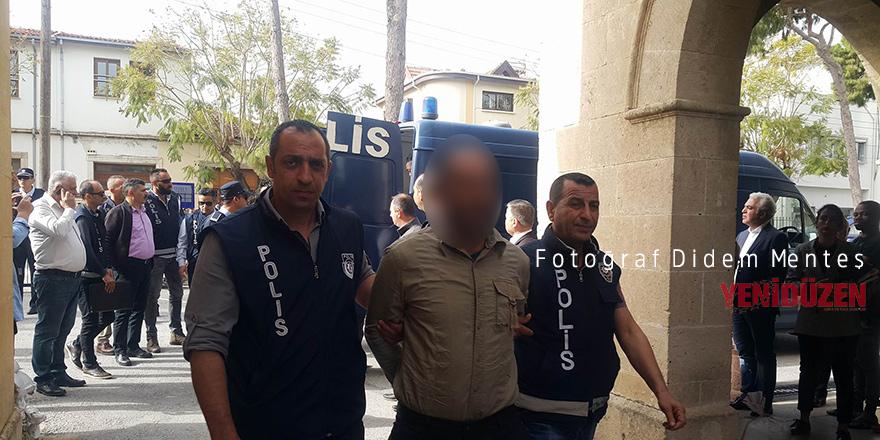 Cinayet zanlılarına 7 gün ek tutukluluk