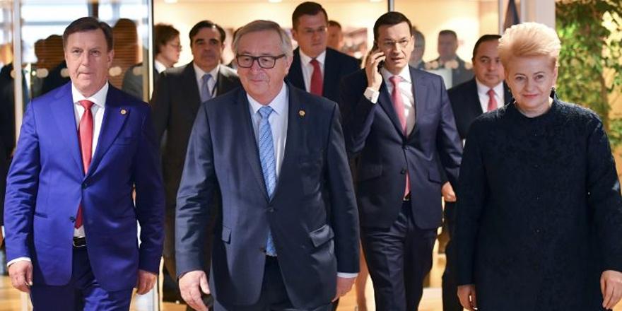 Brüksel'den Türkiye'ye KINAMA