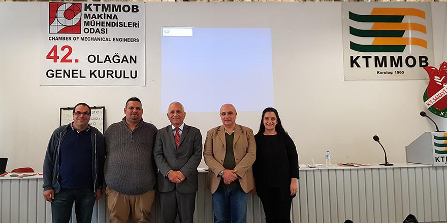 KTMMO Başkanı Ahmet Ulubay oldu