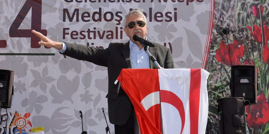 """""""Kıbrıs Rum tarafının yanlış siyasetine Avrupa Birliği de alet oldu"""""""