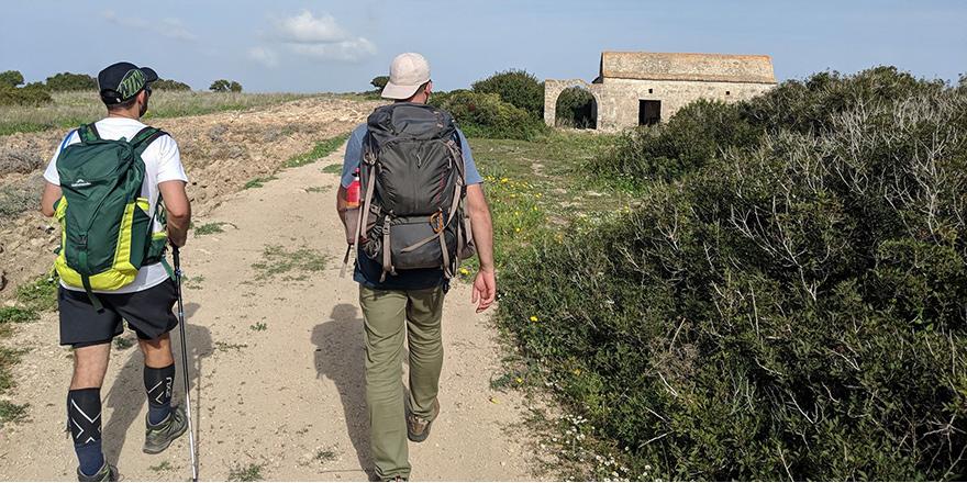 Birleşik Kıbrıs için azimle yürüyorlar