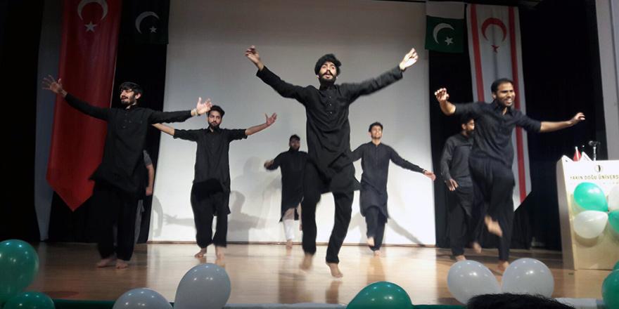 YDÜ'nde renkli Pakistan Kültür Gecesi