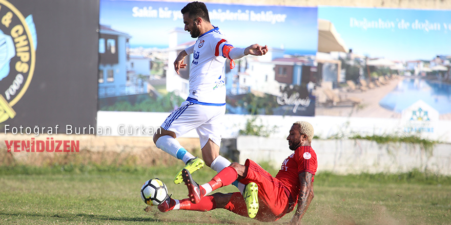 Ozanköy'ü Cihangir durdurdu: 0-3