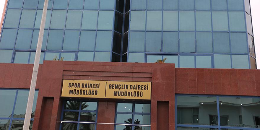 SPOR DAİRESİ'NDE 'YAR' BİNASI KAOSU