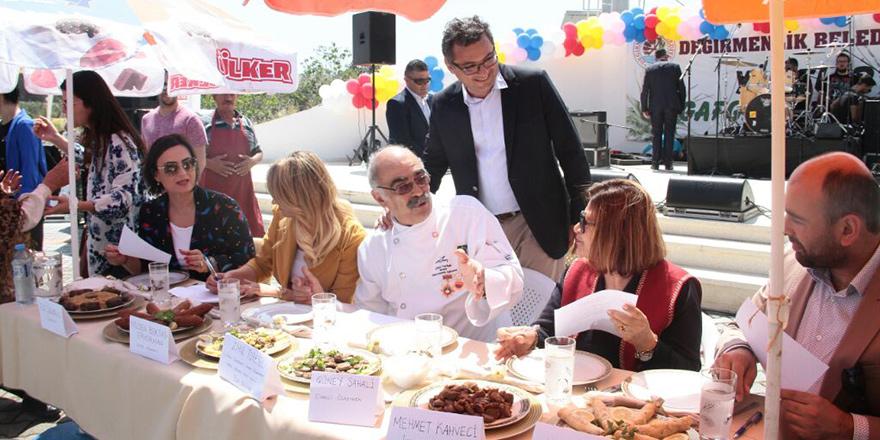 Yiğitler, 'Gafgarıt Festivali' ile renklendi