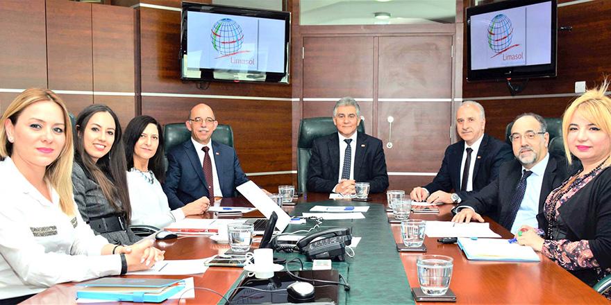 Limasol Sosyal Sorumluluk' ta Genel Kurul Motivasyonu