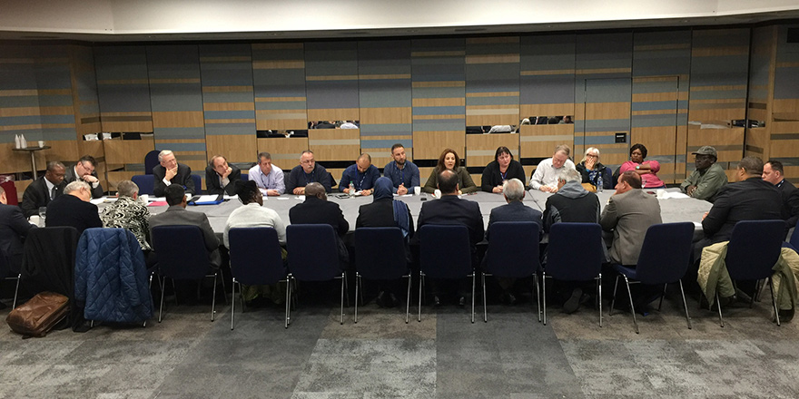 KTÖS, uluslararası eğitim konferansına katıldı