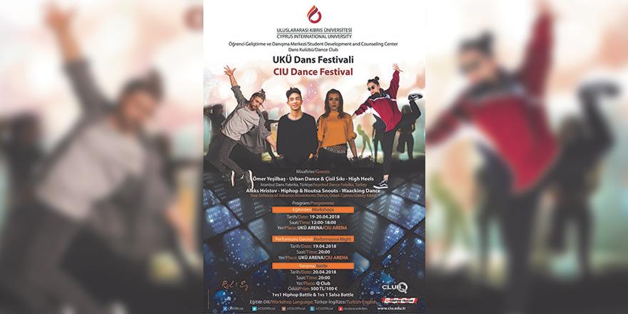 'Dans Festivali' heyecanı