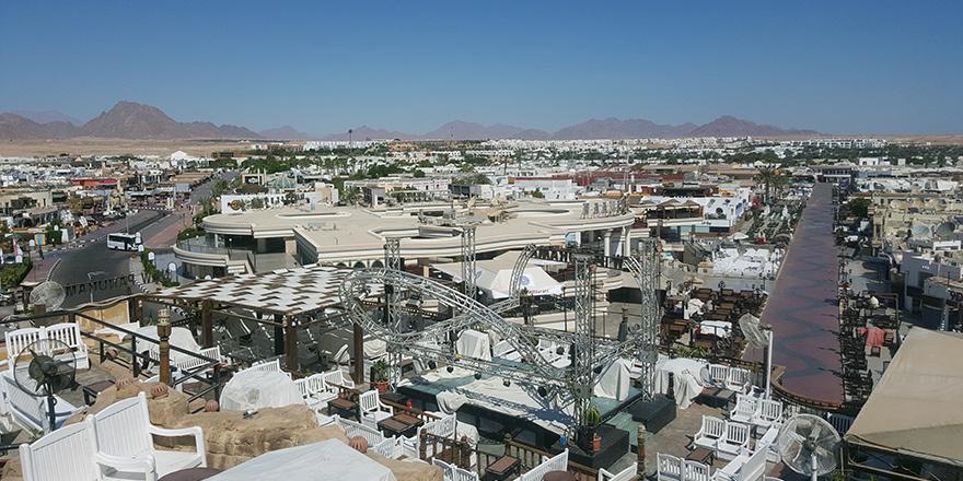 Ortadoğu'da yükselen bir tatil kenti…  Sharm El-Sheikh