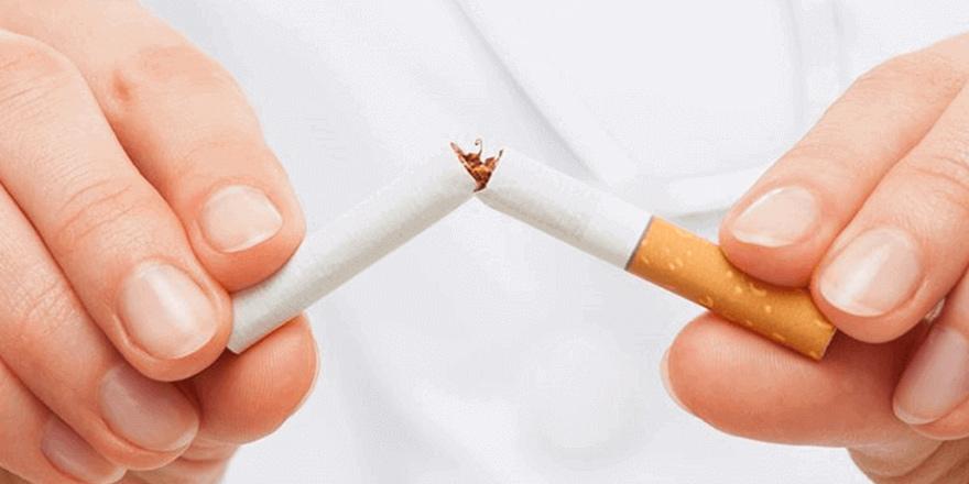 Devlet hastanelerinde tütün bırakma hizmeti başladı