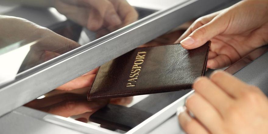 Pasaport işlemleri artık kabul tarihine göre