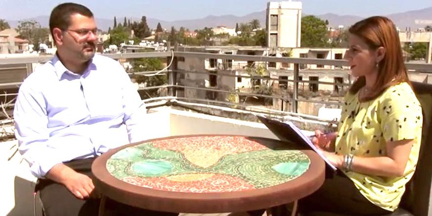 """Kıbrıs Üniversitesi Psikoloji Profesörü Harris Psaltis:  """"Kıbrıslı Türklerin % 50'sinin güneyde en az bir arkadaşı var"""""""