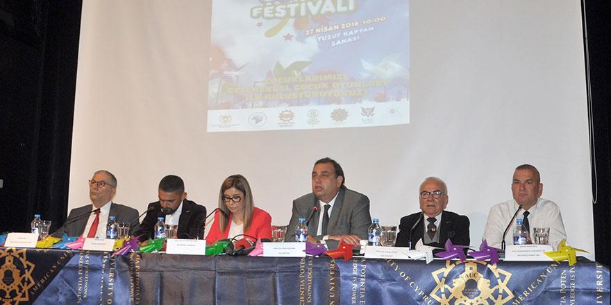 Lefkoşa'da Rüzgar Gülü Çocuk Festivali