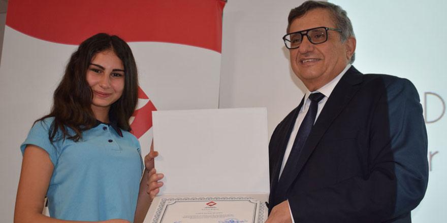 UFÜ'den Girne Turizm Meslek Lisesi öğrencilerine yönelik konferans