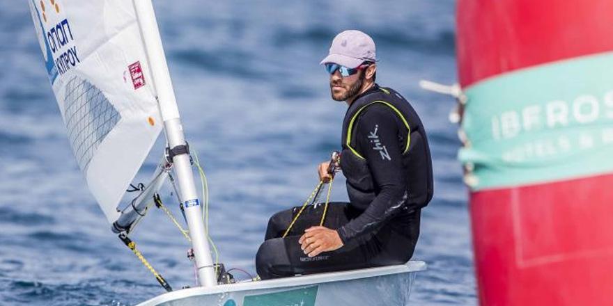 Pavlos Kontides'ten Dünya Yelken Kupası'nda iyi başlangıç