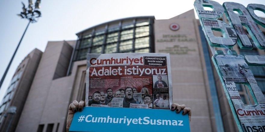 Cumhuriyet Gazetesi davasında karar açıklandı