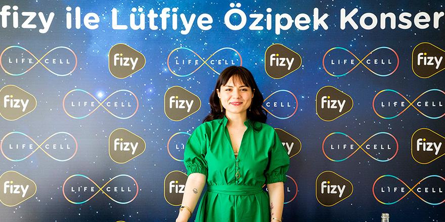 """Lütfiye Özipek """"Teşekkür Konseri"""" yarın…"""