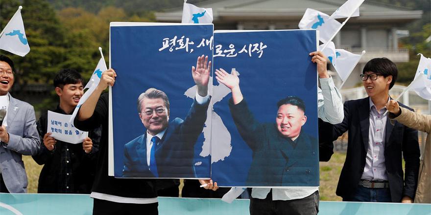 'Barış'a adım atacaklar