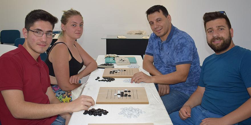 GO oyunu UFÜ'nde