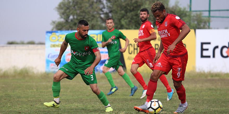 Baf, Ozanköy'ü yolcu etti: 1-7