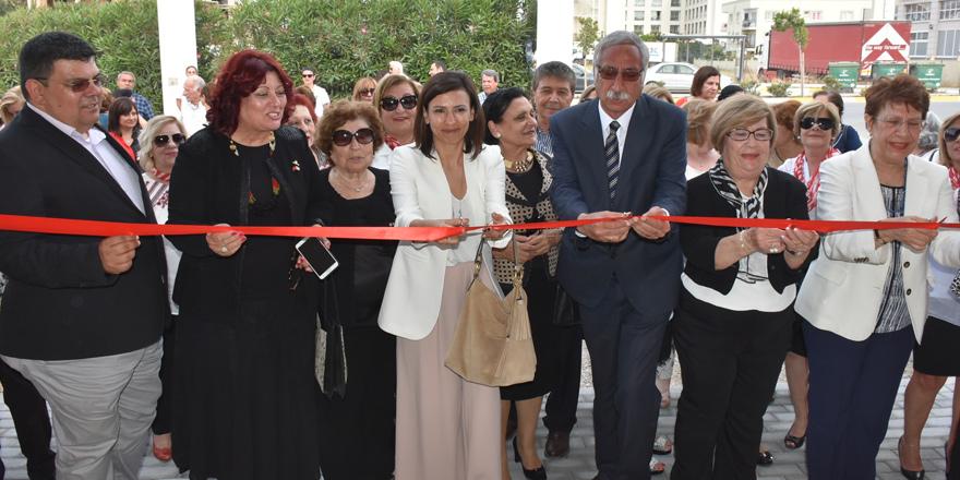 Kıbrıs Türk Kadınlar Birliği, Girne şubesini törenle açtı
