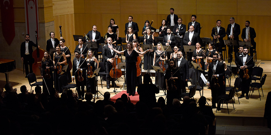 CSO, 14. Bellapais İlkbahar Müzik Festivali'nde konser verecek