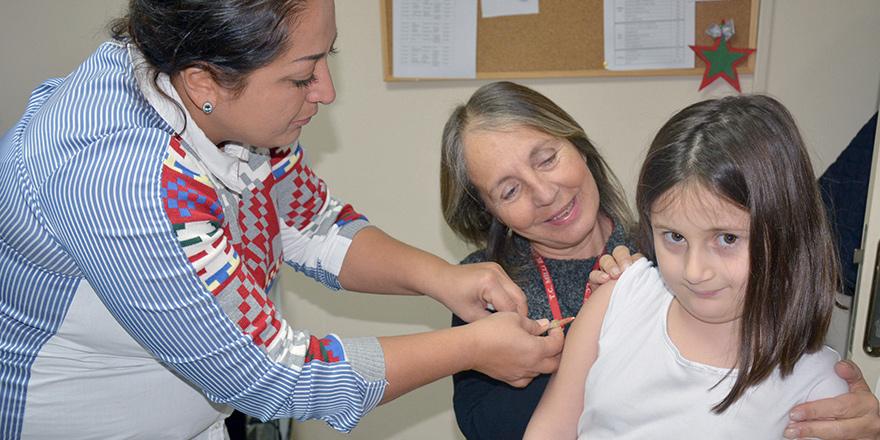 Salgınlara karşı  'aşı' kalkanı!