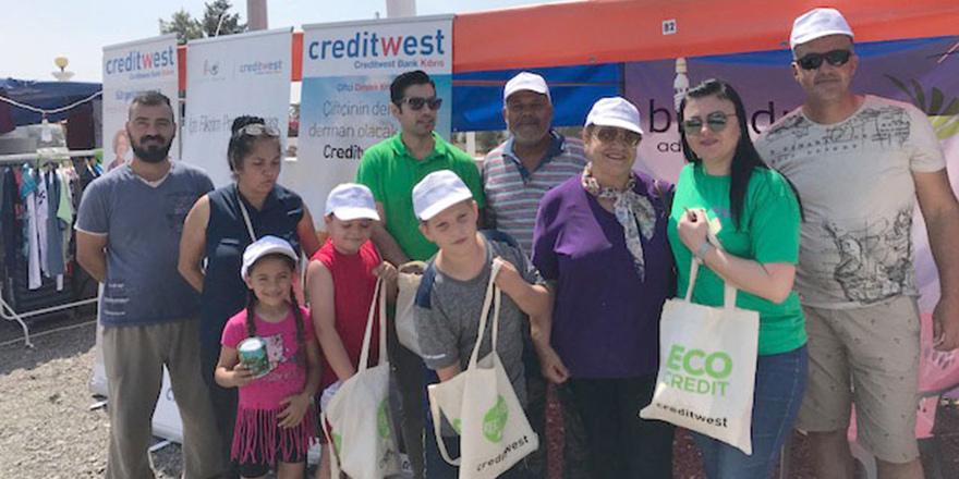 Creditwest Bank'ın kadın girişimciler ve üreticilere yönelik hizmetleri tanıtıldı
