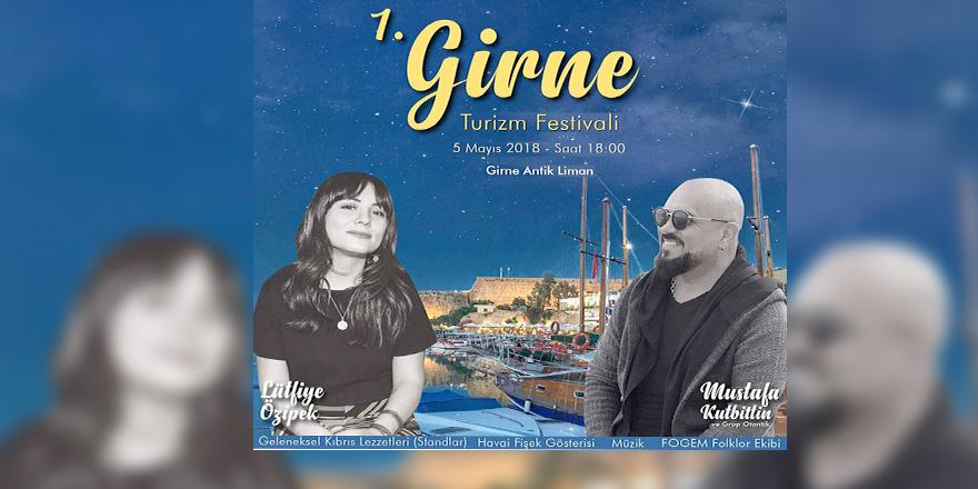 Girne'de bugün festival var!