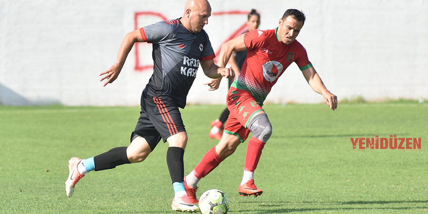 Hamitköy'ün aklı Süper Lig'de: 1-5