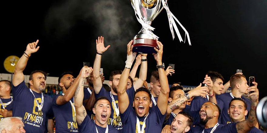 Güneyde şampiyon APOEL