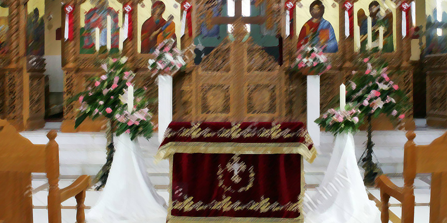 Karpaz'da 30 yıl sonra ilk düğün