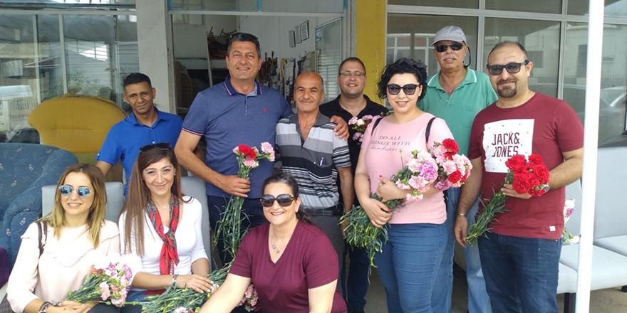 Adalıer, Maraş-Der'in etkinliğine katıldı