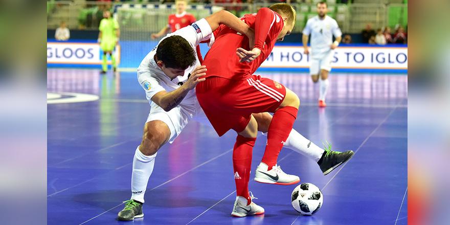 Futsalda Avrupa kapısı resmen açıldı!
