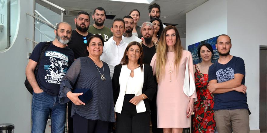 """'Kuzey Kıbrıs'ta """"Televizyonculuk"""" Nedir?' tartışıldı"""