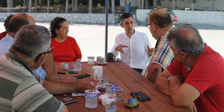Karaman: Bütçeyi şeffaflaştırmaya talibiz