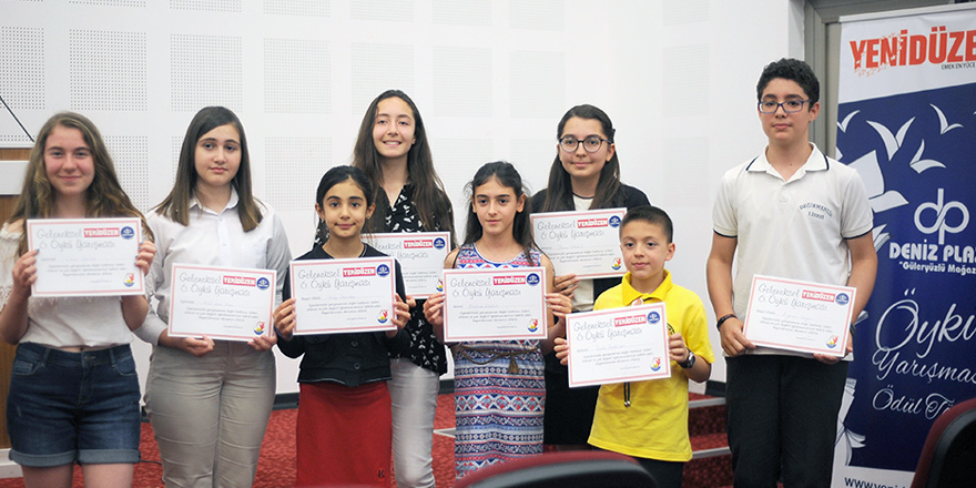 Öykü Yarışması Ödül Töreni 23 Mayıs'ta